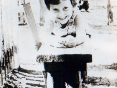 Lena Nogina. Leto v Kujbyshevo 400x300 - Фото семьи Екатерины: супруг, дети