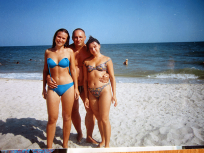 Moya doch Svetlana s troyurodnym bratom Evgeniem i ego zhenoj Taej 400x300 - Современные фотографии