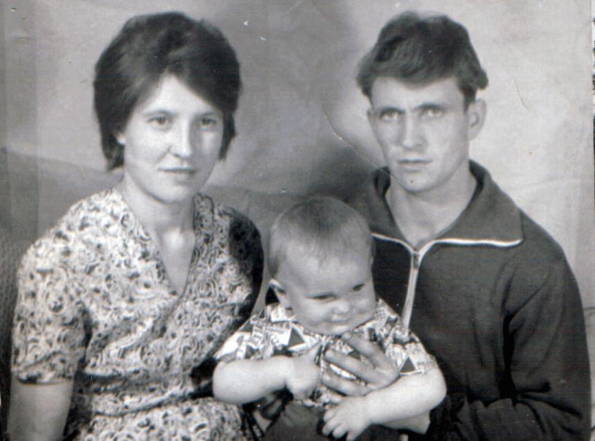 Noginy Ekaterna Anatolij Oleg - Семейная жизнь