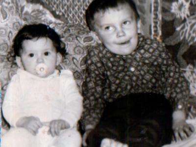 Oleg i Lena Noginy 400x300 - Фото семьи Екатерины: супруг, дети