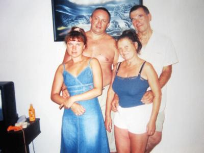 Parubets Evgenij Taya Bojko Viktor i Svetlana.Berdyansk 400x300 - Современные фотографии