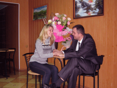 Suprugi Otarashvili Svetlana i Kahaber 400x300 - Современные фотографии