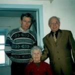 Aleksandr Kurilenko Tatyana Demchenko Valerij Parubets 150x150 - Дочь Татьяна