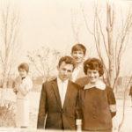 VALERIJ i SHURA na demonstratsii. Prazdnik Oktyabrya. 1964 g. 2 150x150 - Валерий и Шура