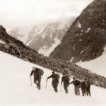 VALERIJ. V pohode po kavkazskim goram.1964 g 150x150 - Валерий и Шура