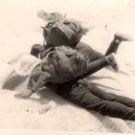 VALERIJ. V pohode s SHuroj po kavkazskim goram.1964 g 150x150 - Валерий и Шура