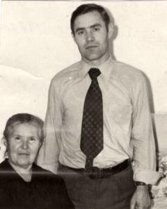 Varvara s synom Viktorom 240x300 - Дочь Варвара