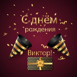 Бойко Виктор (младший), день рождения