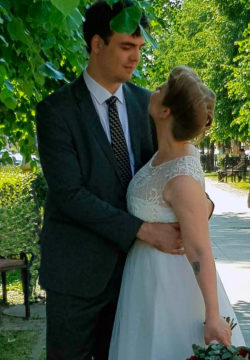 Vitya i Nina 250x360 - Свадьба младшего сына