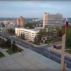День государственного флага РФ в ДНР