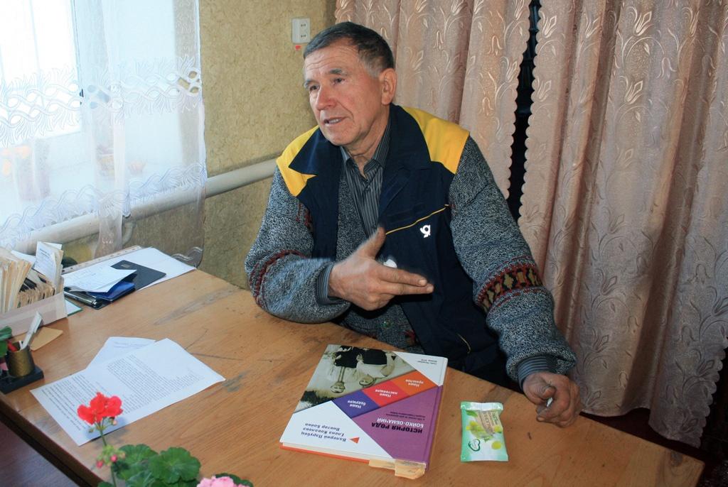 Vitya Bojko prezentatsiya7 - Презентация книги в Куйбышево