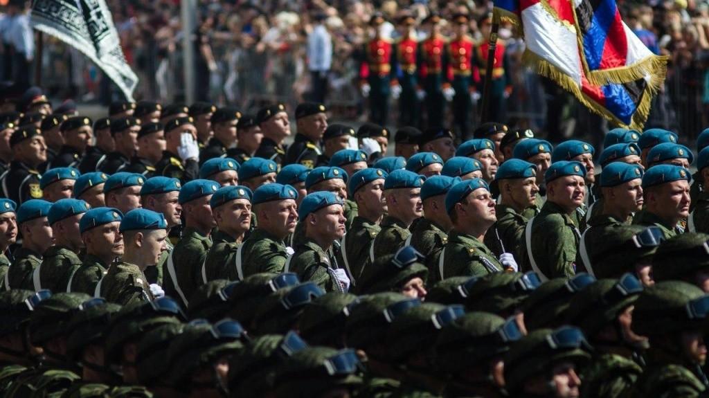 24.06.2020 8 - Вопреки COVID-19: Донецк провел военный парад