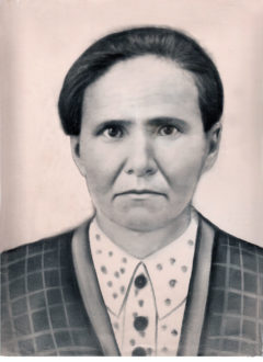 Анна Петровна Обмачий