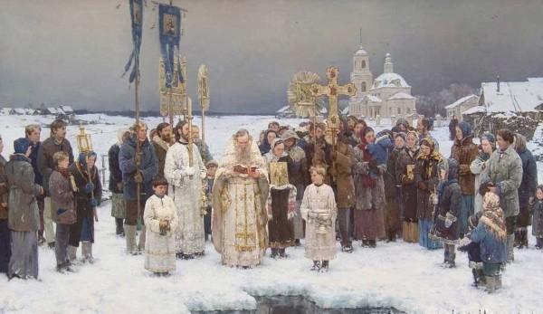 Anton Ovsyannikov.kreshhenie - С Крещением Господним!